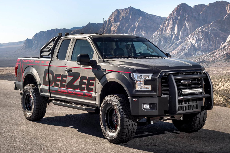 Dee Zee LE1060 Bumper Guard Mounting Brackets