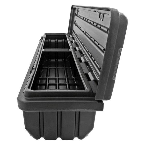 for toyota tacoma 2005 2017 dee zee dz6163p single lid poly crossover tool box 689990634046 ebay. Black Bedroom Furniture Sets. Home Design Ideas