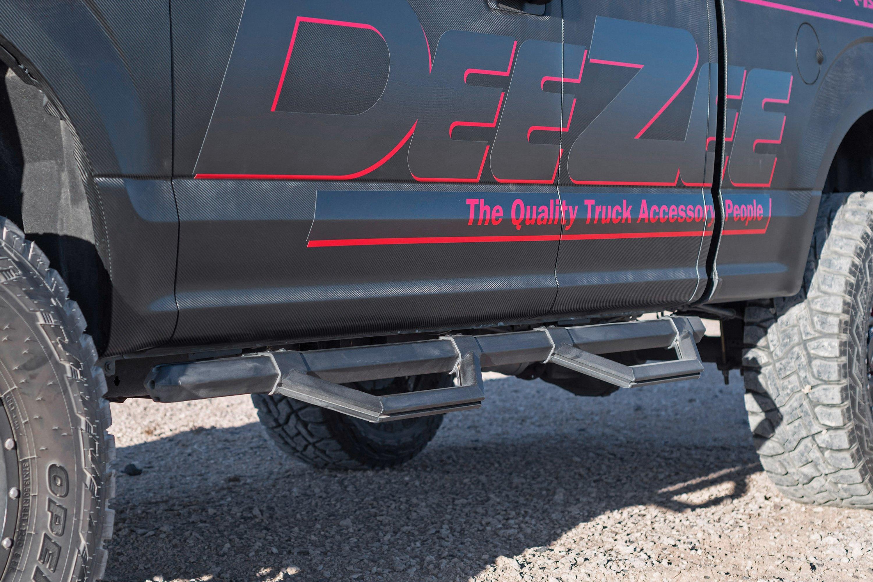 Dee Zee 174 Nissan Titan Xd 2016 6 Quot Hex Series Cab Length