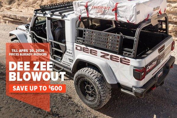 Dee Zee DZ 43302 Tailgate Assist