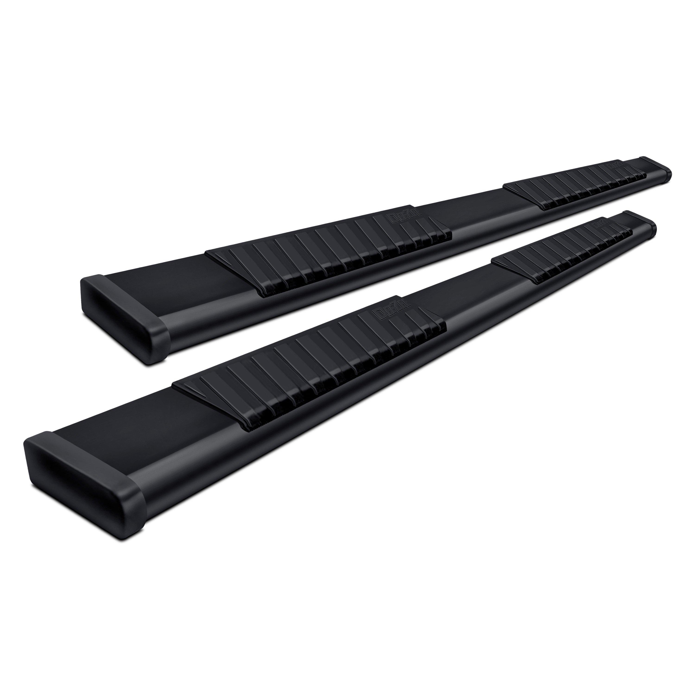 Dee Zee 174 Dz16121 6 Quot Cab Length Black Nerf Bars