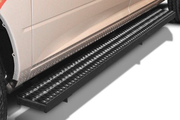 Dee Zee DZ15300A Aluminum Rough Step Running Boards