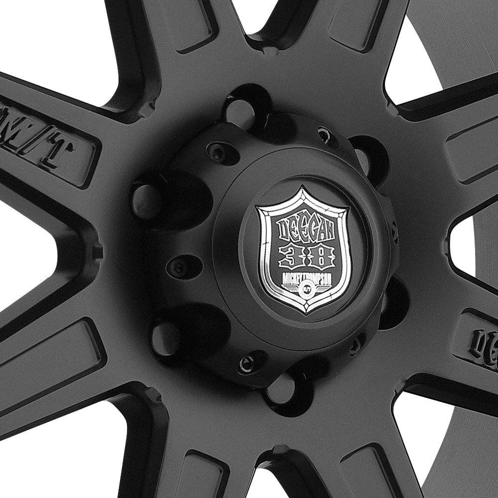 Pro Xpo Matte Black Cws: DEEGAN 38® 568SB PRO-2 Wheels