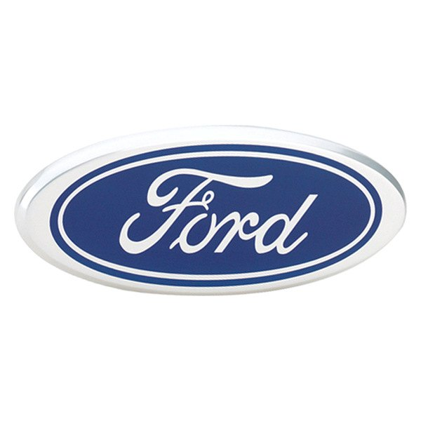 Defenderworx 98401 9 blue oval grille tailgate for Ford motor company warranty information