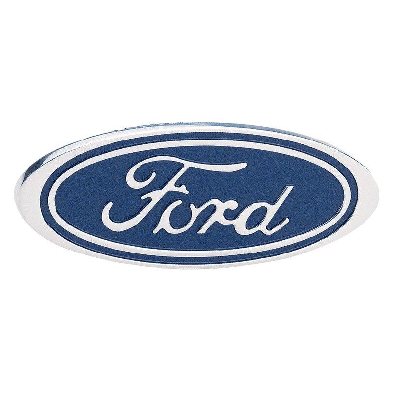 DefenderWorx® - Ford F-250 2015-2017 Oval Ford Logo Emblem