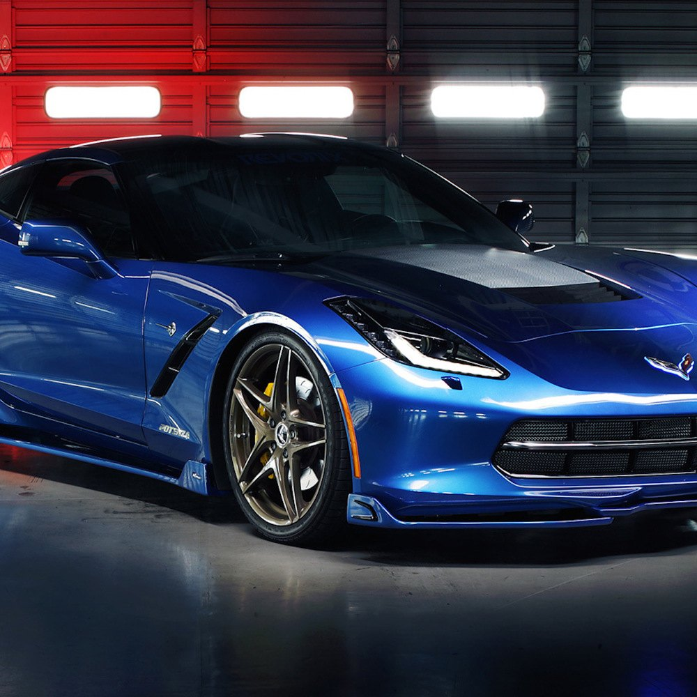 Chevy Corvette 2014-2017 C7 Revorix Style