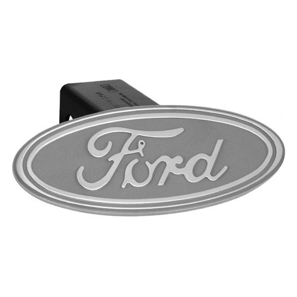 Ford Receiver Hitch Cover Oval Hitch Cover With Ford