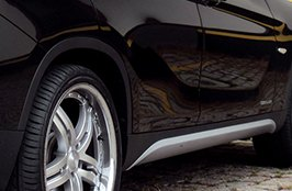 DELINTE® - D7 Tires on BMW-X1