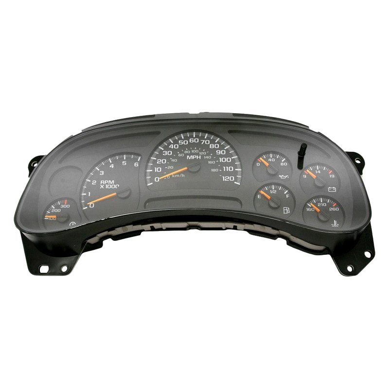 Delphi Chevy Tahoe 2005 Remanufactured Instrument Cluster