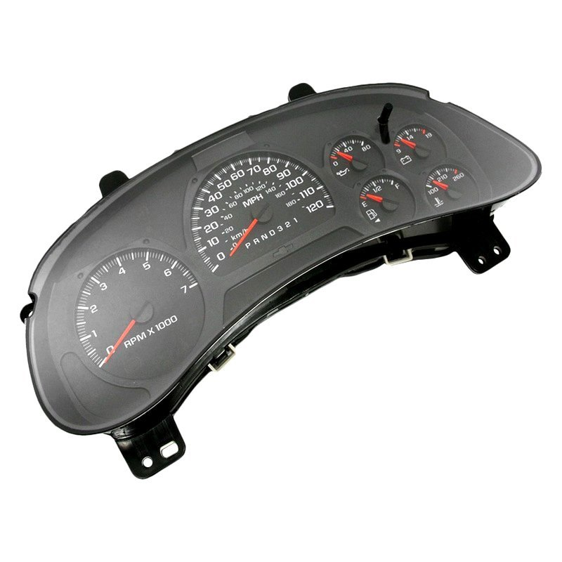 Delphi Chevy Trailblazer 2003 Remanufactured Instrument