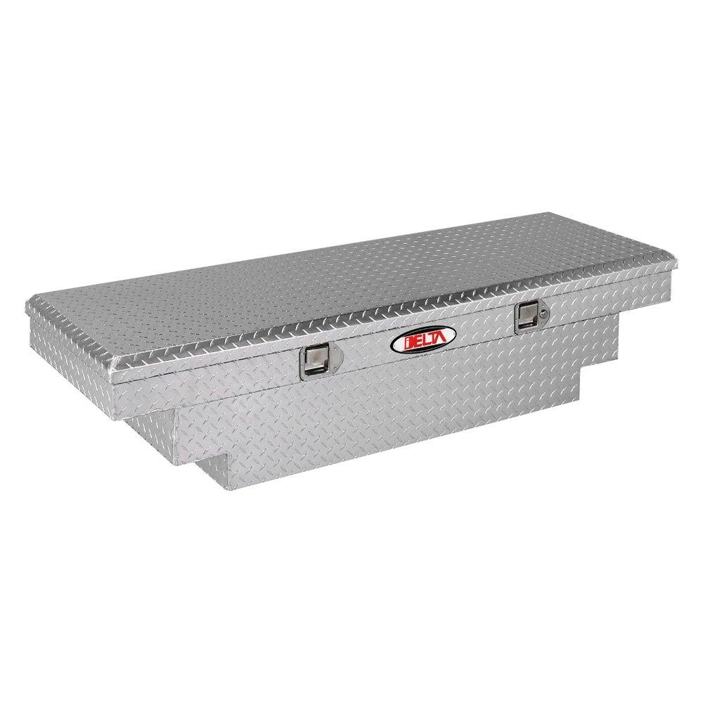 delta 1 304000 standard single lid crossover tool box ebay. Black Bedroom Furniture Sets. Home Design Ideas