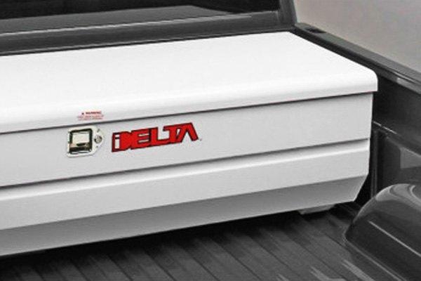 delta nissan titan 2008 2012 standard single lid chest. Black Bedroom Furniture Sets. Home Design Ideas