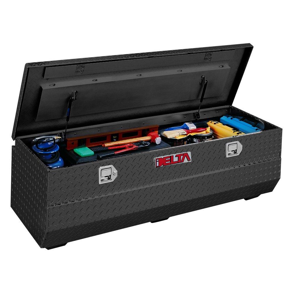Ford Tool Box : Delta ford f standard single lid chest tool box