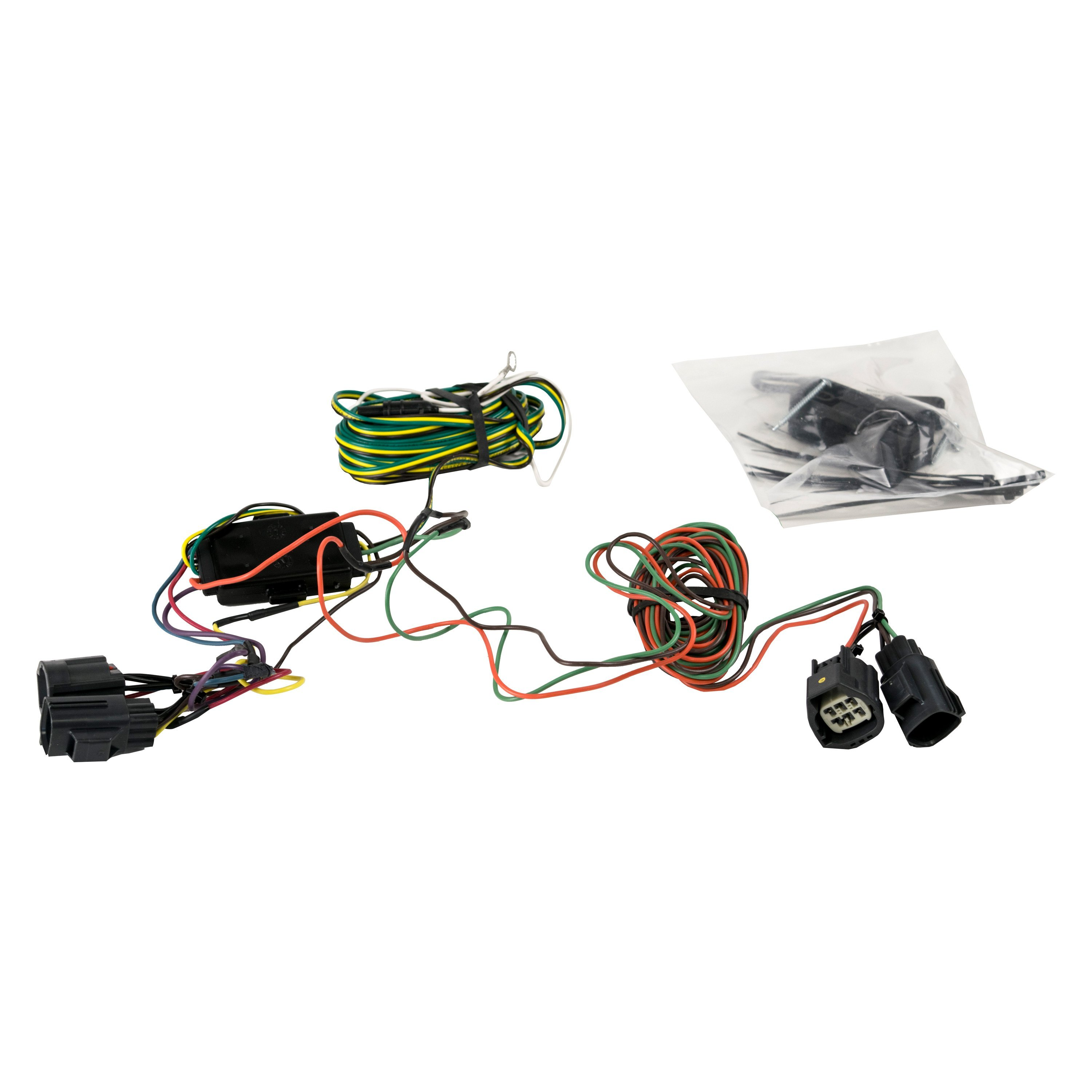 for jeep cherokee 2014 2018 demco towed connector wiring. Black Bedroom Furniture Sets. Home Design Ideas