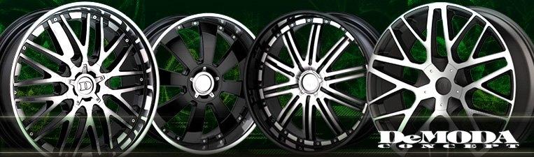 DeModa Wheels & Rims