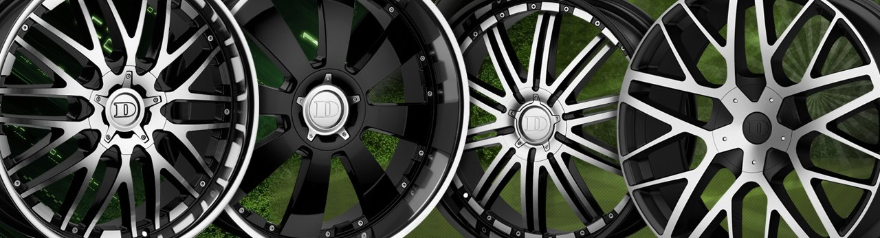 Universal Demoda WHEELS & RIMS
