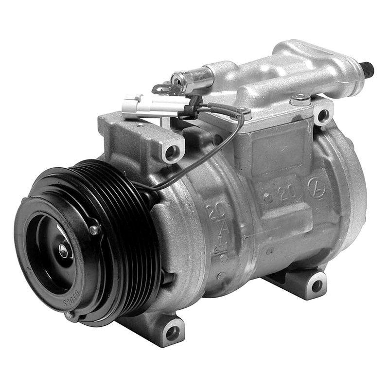 Ac Compressor Diagram For All Corvette Years