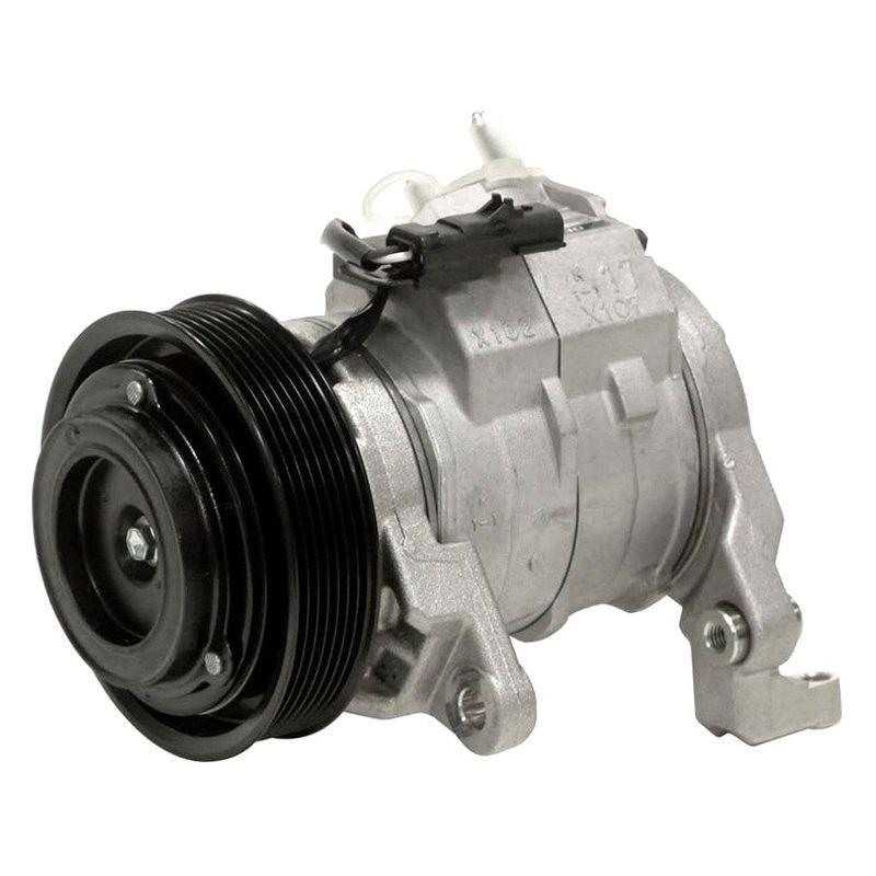 Denso U00ae 471-0398  C Compressor With Clutch