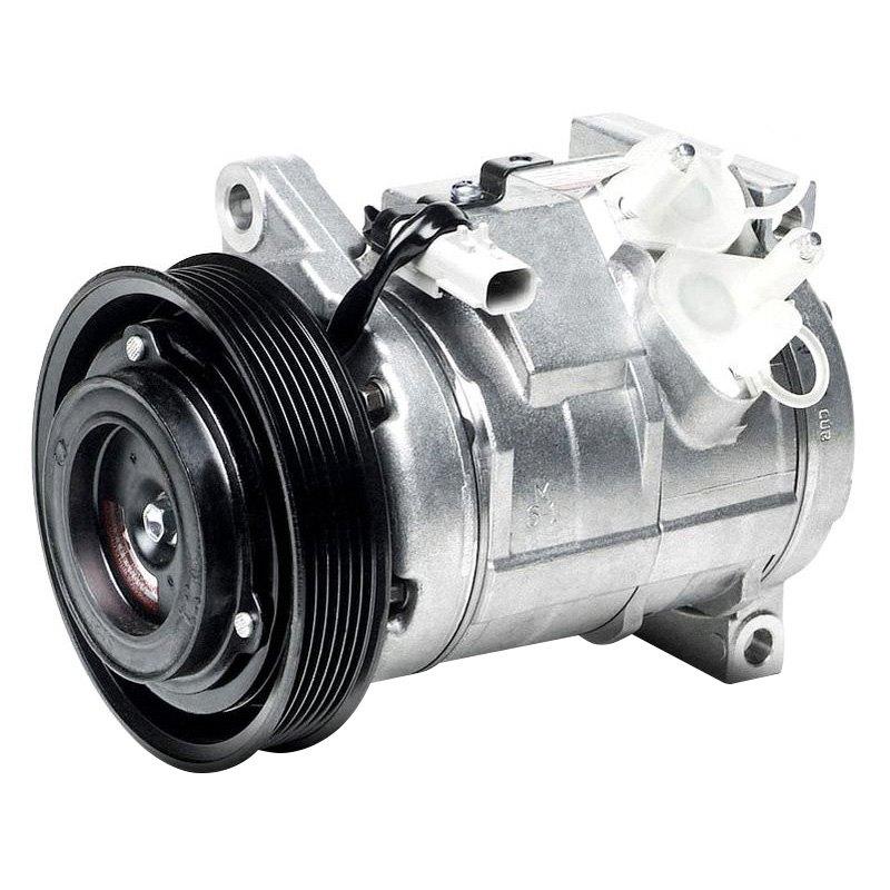 Denso U00ae  C Compressor With Clutch