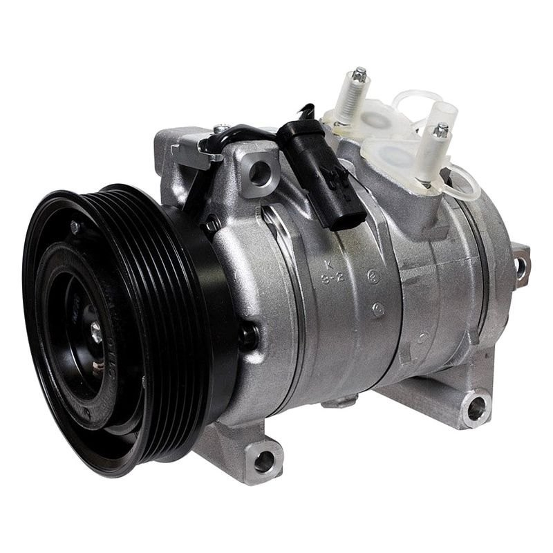 denso jeep grand cherokee 2005 a c compressor with clutch. Black Bedroom Furniture Sets. Home Design Ideas
