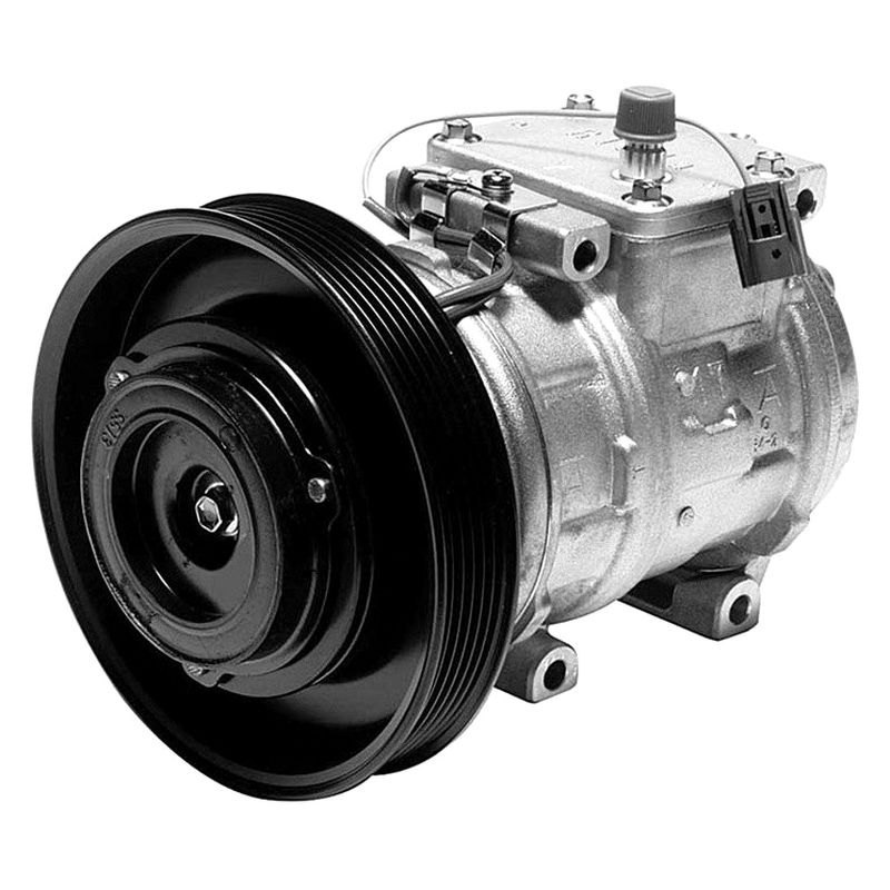 Acura CL With Factory Compressor Type 10PA17C