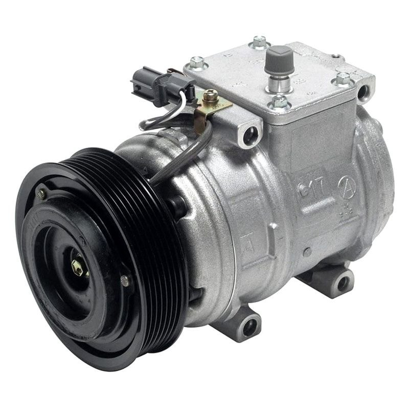 Land Rover Discovery 1999 A/C Compressor With Clutch