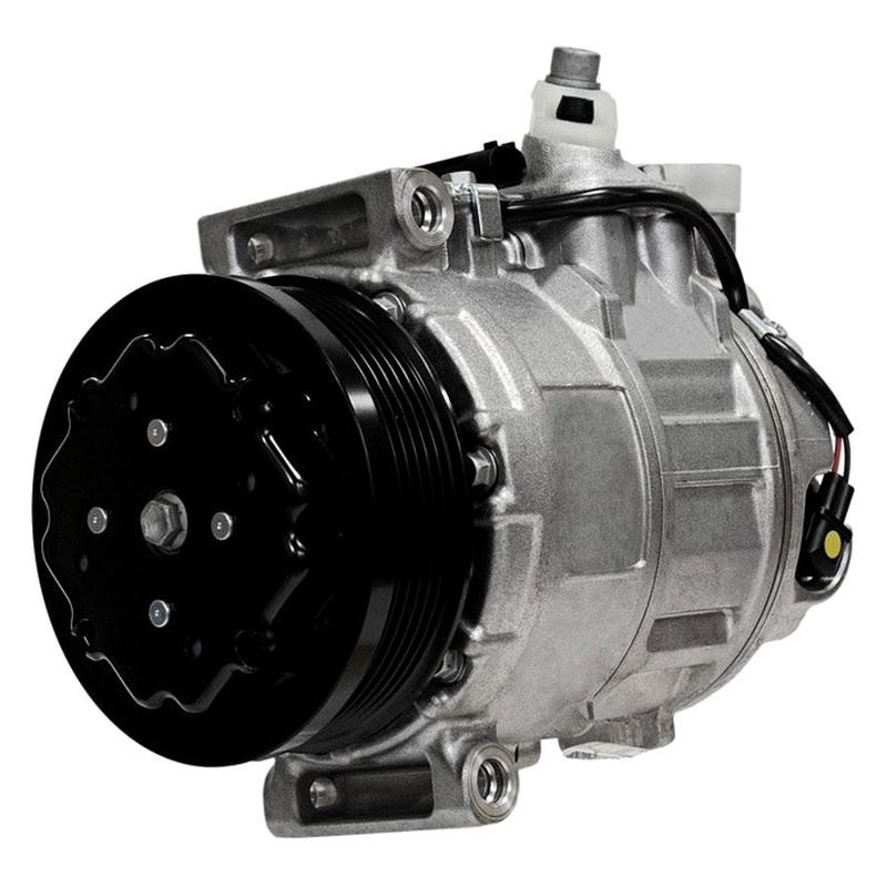 Denso mercedes s class 2000 a c compressor with clutch for 2000 mercedes benz s500 parts