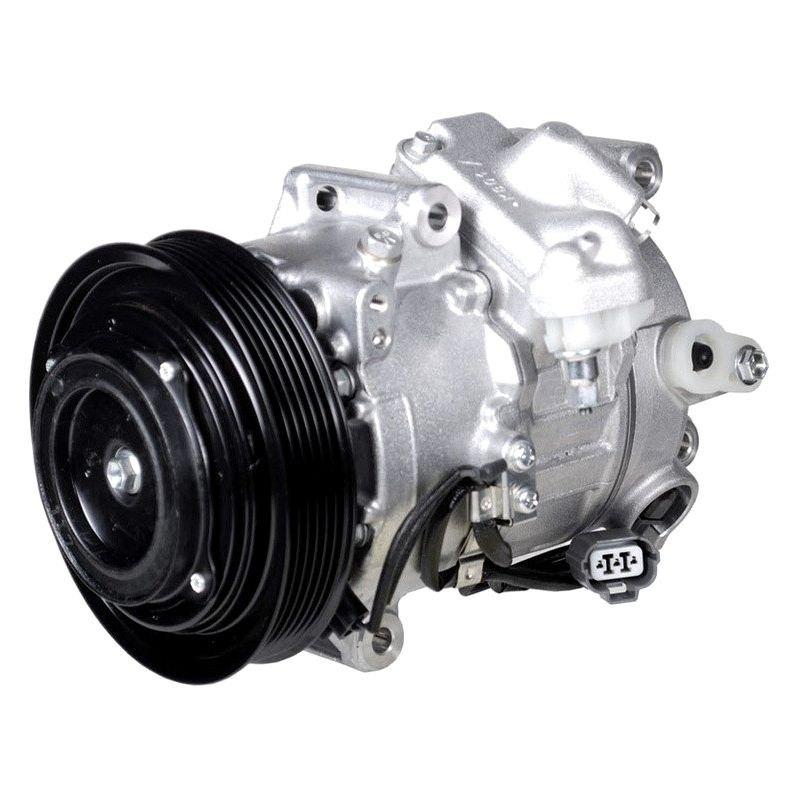 For Acura RL 2006-2012 Denso A/C Compressor W Clutch
