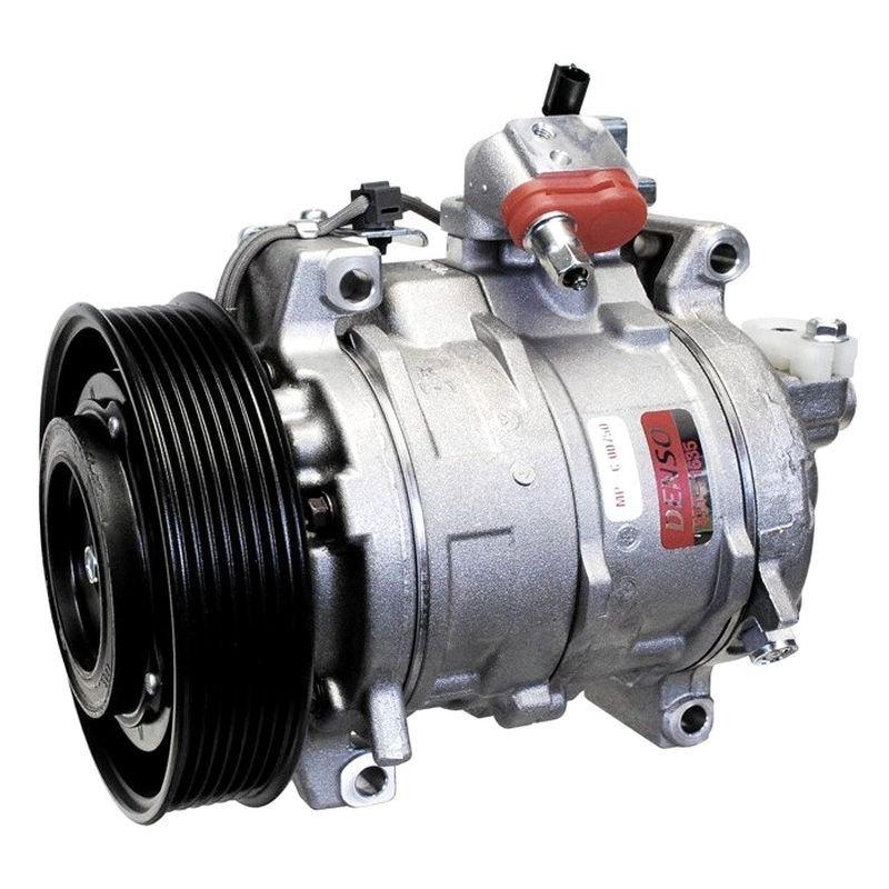 Denso honda accord 2009 a c compressor with clutch for Honda air compressor motor parts