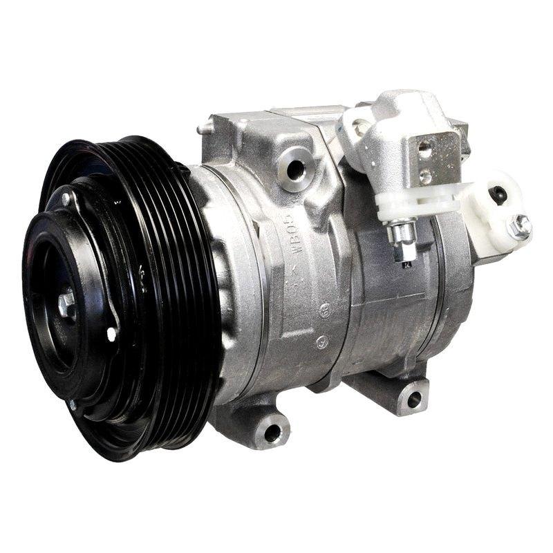 Denso honda accord 2010 2011 a c compressor with clutch for Honda air compressor motor parts