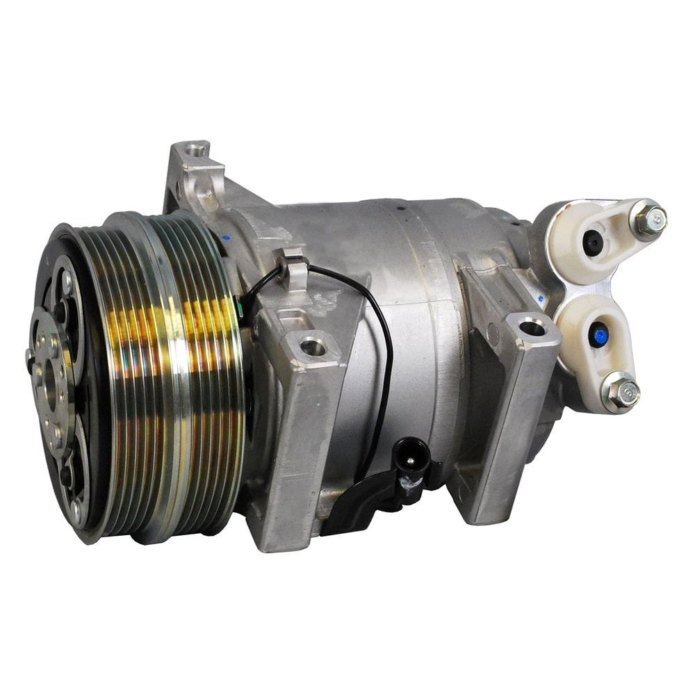 Denso U00ae 471-5021  C Compressor With Clutch