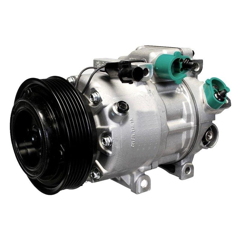 Denso 174 Hyundai Santa Fe 2010 A C Compressor With Clutch