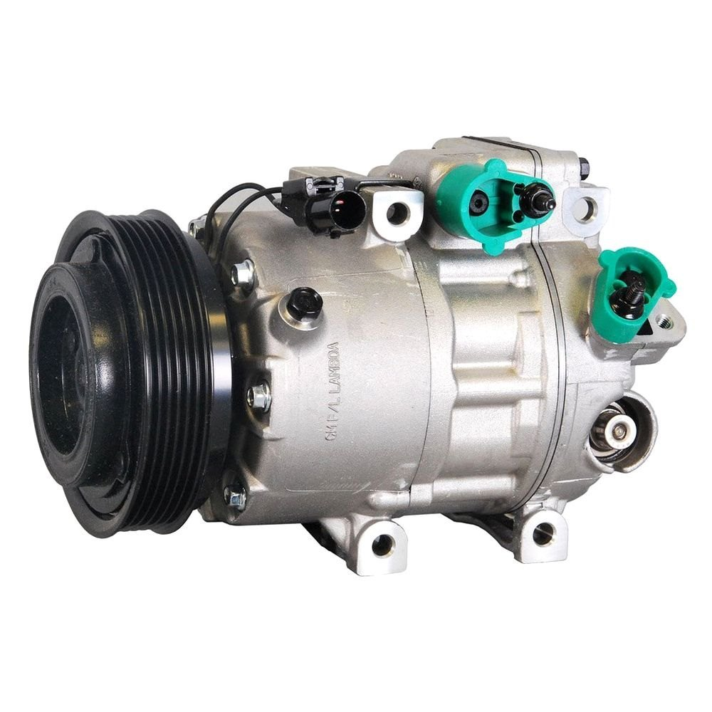 Denso 174 Hyundai Santa Fe 2010 A C Compressor With Clutch