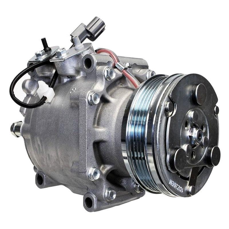 Denso honda civic 1 6l 1996 2000 a c compressor with clutch for Honda air compressor motor parts