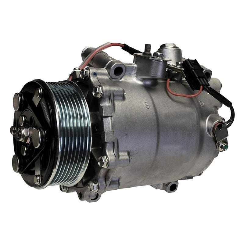 Denso 174 471 7053 Acura Rdx 2007 A C Compressor With Clutch