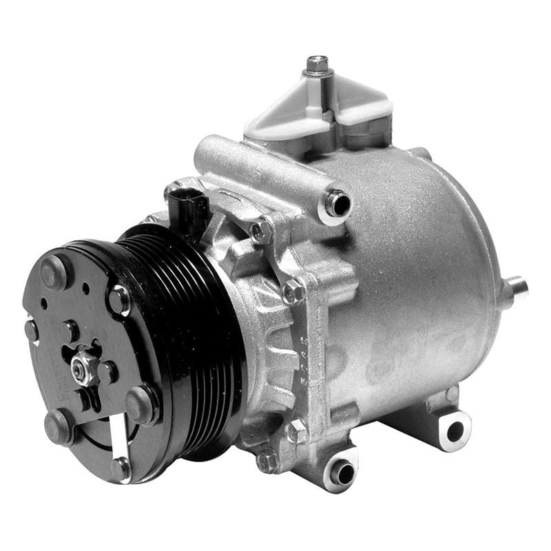 Denso® - Mercury Mountaineer 2002-2005 A/C Compressor with ...