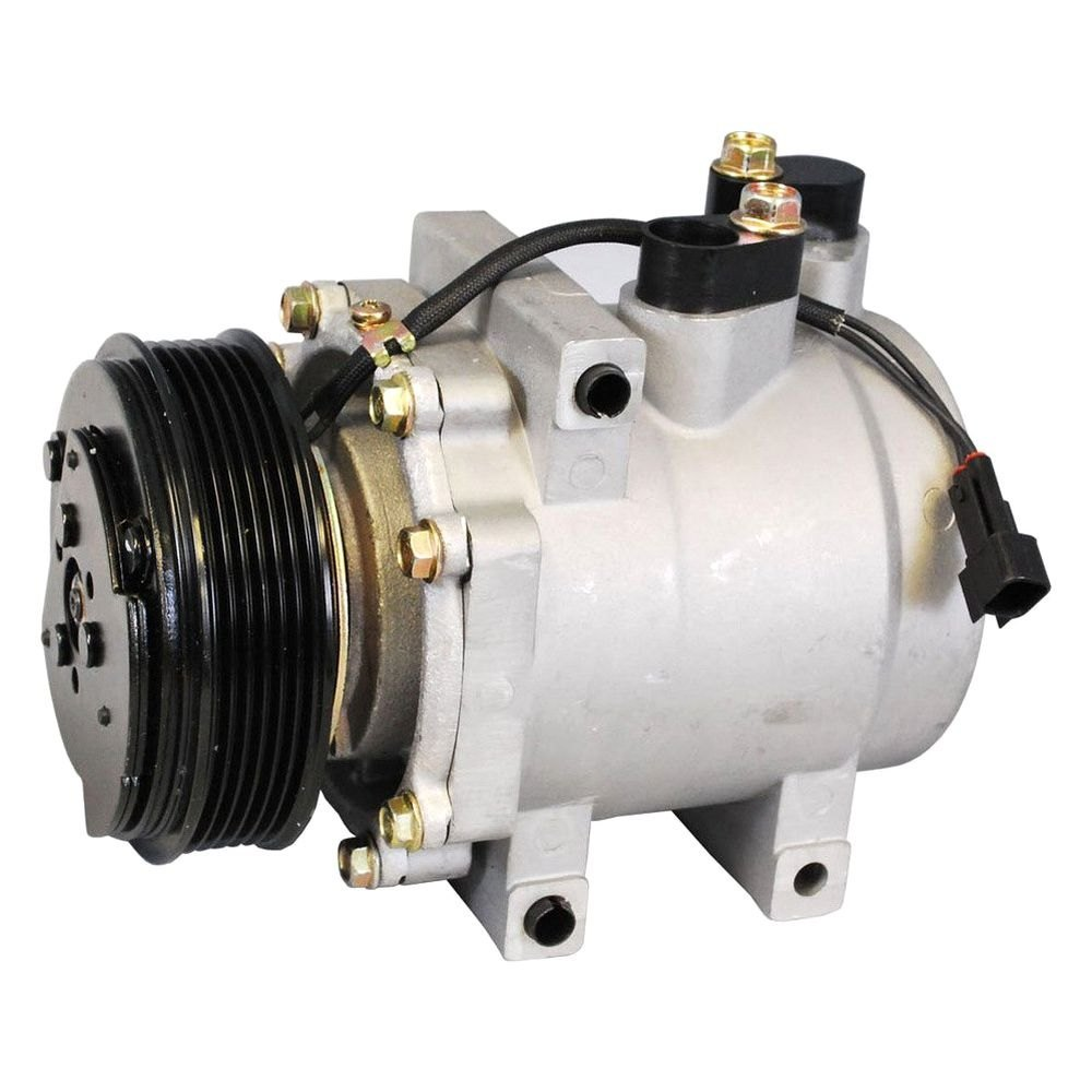 Air Conditioning Parts : Denso ford explorer a c compressor with clutch