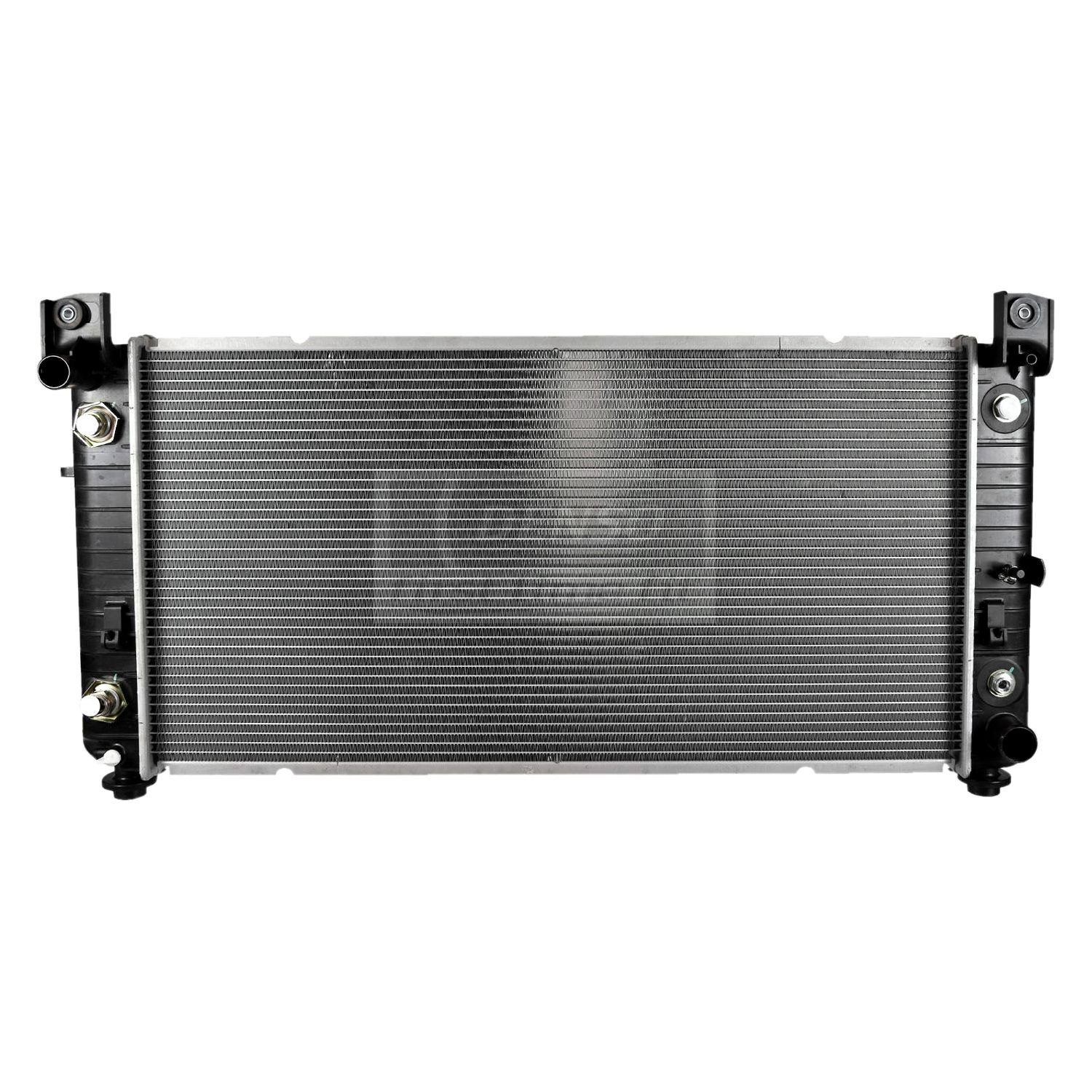 Denso chevy tahoe engine coolant radiator