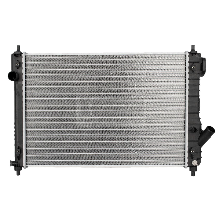 Chevrolet Engine Coolant : For chevy aveo  denso engine coolant radiator ebay