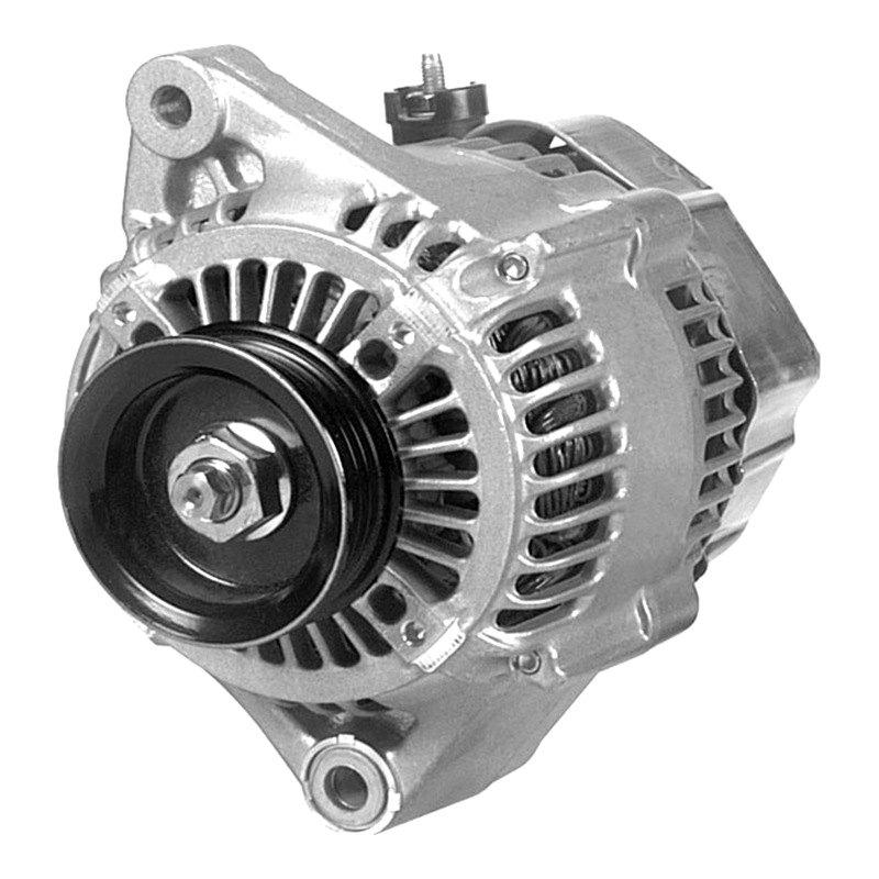 [How To Replace 2001 1998 Acura Slx Alternator]