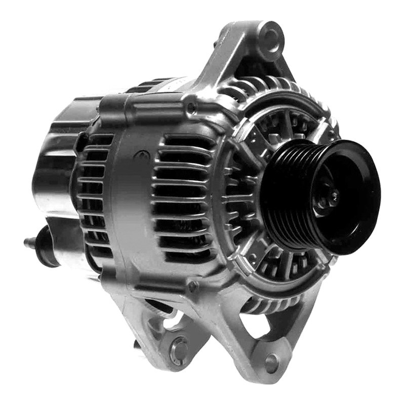 Service Manual  Change Alternator On A 2002 Dodge Ram 1500