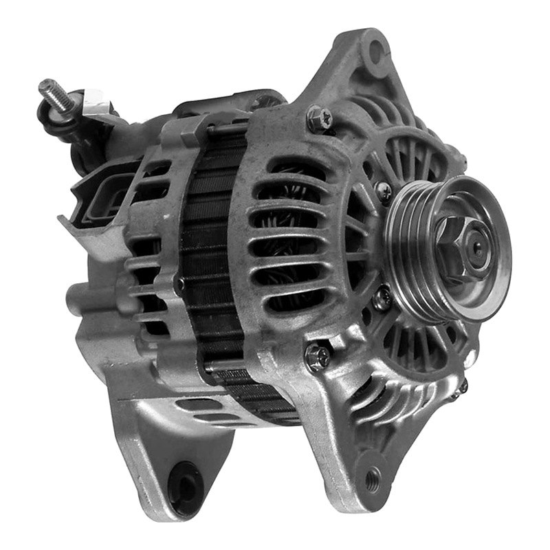 Service Manual How To Replace Alternator On A 1997 Mazda
