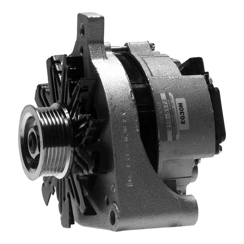 For Mercury Cougar 2000 2002 Replace 2fzw Remanufactured: [Denso 174 Mercury Cougar 1987 Remanufactured Alternator