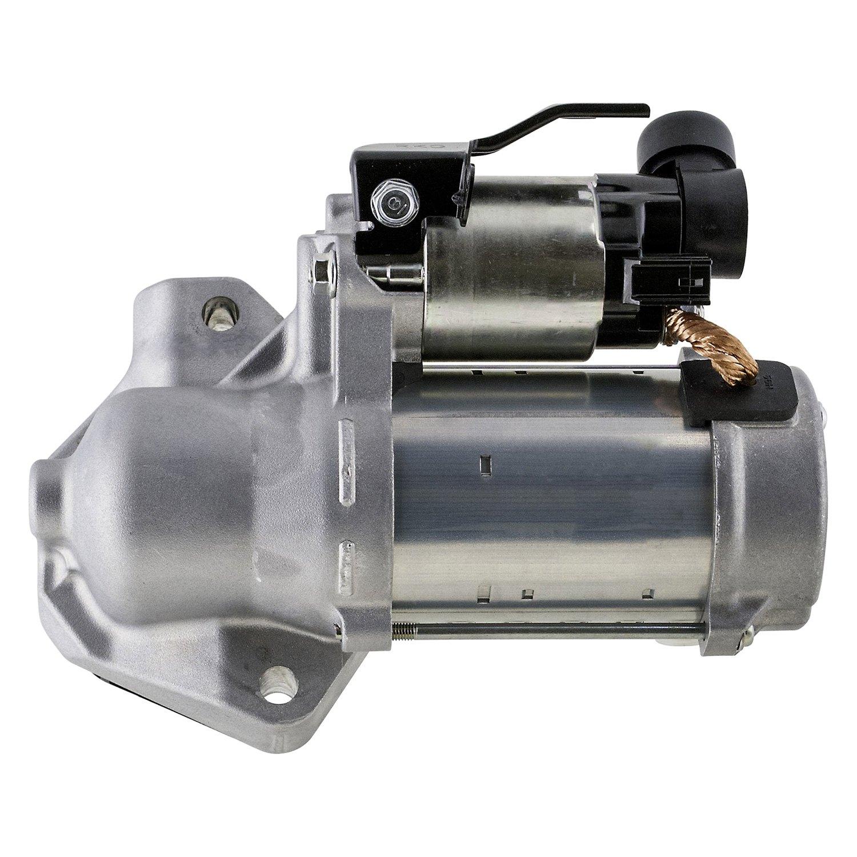 [2011 Acura Tl Remove Starter Motor]