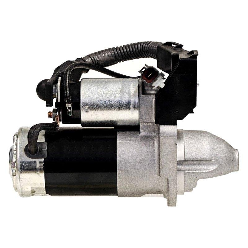 car starter for manual transmission