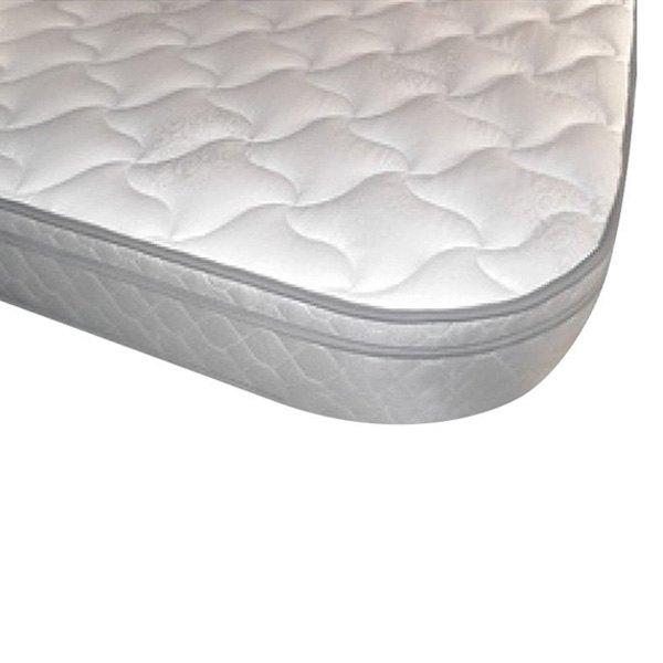 denver mattress supreme euro top queen mattress. Black Bedroom Furniture Sets. Home Design Ideas