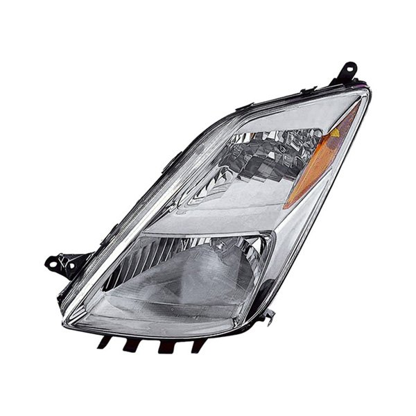 depo toyota prius without factory hid xenon headlights 2006 replacement headlight unit. Black Bedroom Furniture Sets. Home Design Ideas