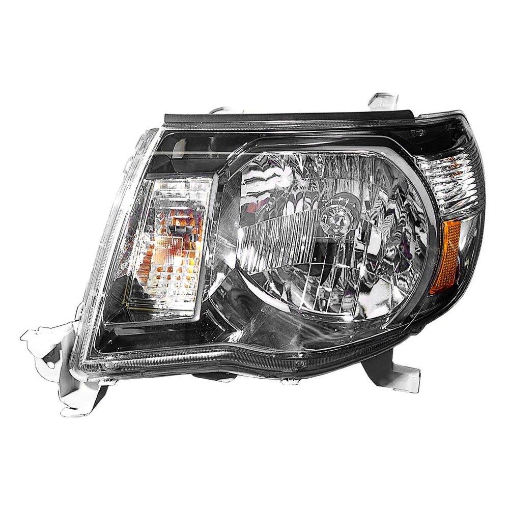 Toyota Tacoma Headlights: Toyota Tacoma 2009-2010 Replacement Headlight