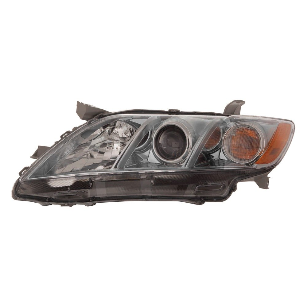 depo toyota camry 2008 replacement headlight. Black Bedroom Furniture Sets. Home Design Ideas
