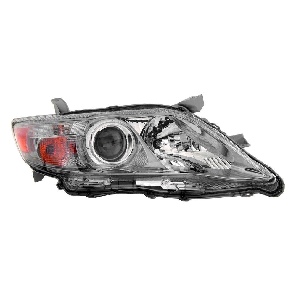 depo toyota camry 2010 replacement headlight. Black Bedroom Furniture Sets. Home Design Ideas